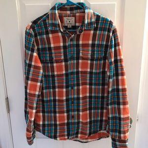 American Eagle Men's Soft Flannel Shirt. Sz. M